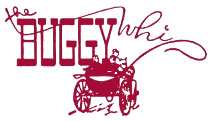 The Buggy Whip logo